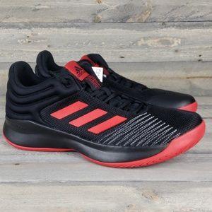 23febc99716 adidas Pro Spark 2018 Low Men s Basketball Shoes